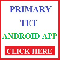 west bengal primary tet android app download