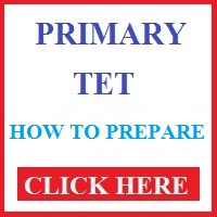 west bengal primary tet how to prepare yourself