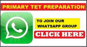 West Bengal Primary Tet Whatsapp Group list