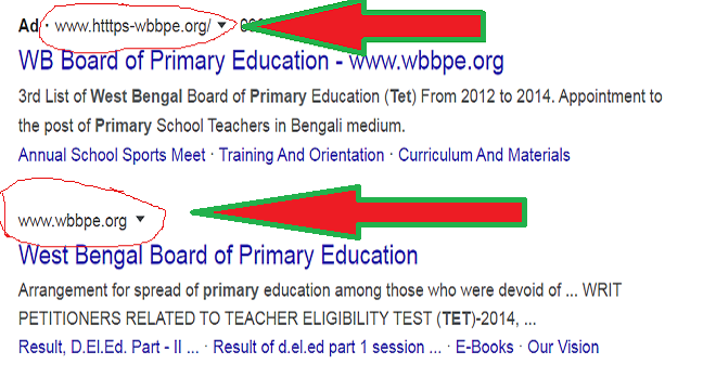wb primary tet result