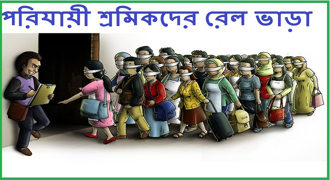 Who Paid Rail Fare of Migrant Workers