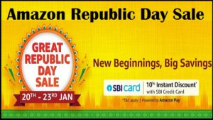 Amazon Republic Day Sale