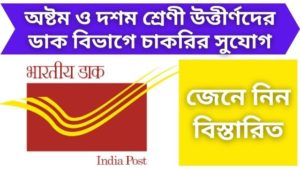 Jobs in indian post office