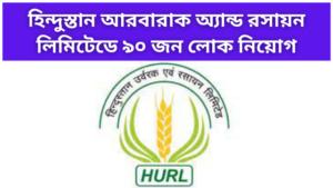 Recruitment in Hindustan Urvarak & Rasayan Limited