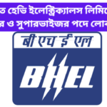 Recruitment in Bharat Heavy Electricals Limited