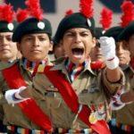 army recruitment ncc passout candidate